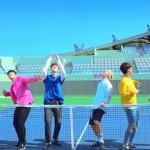 B.A.PカラフルPOPなスポーツ男子に変身!?新曲「FEEL SO GOOD」のミュージックビデオを公開。CDジャケットと最新のアーティスト写真も公開に