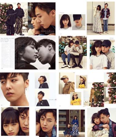 """""""現実の彼氏""""を表現…G-DRAGON(BIGBANG)、小松菜奈と""""幻想的な相性""""アピール"""