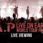 B.A.P LIVE ON EARTH 2016 WORLD TOUR FINALE [TRUE AWAKE!!] ライブ・ビューイング実施決定!