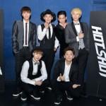 「速報」韓国6人組ヒップホップグループHOTSHOT、日本デビューシングル「Step by Step」発売記念プレミアムライブ&囲み取材開催!