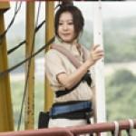 韓国版「最後から二番目の恋」 キム・ヒエ、バンジージャンプ台に立っても余裕の笑顔
