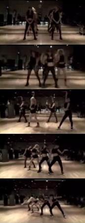 YG新ガールズグループ「BLACK PINK」、ダンス練習風景公開