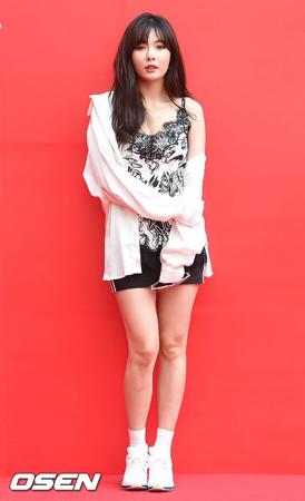 歌手ヒョナ(元4Minute)、8月1日にソロ作品でカムバック…コンセプトはSUMMER
