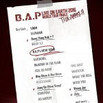 B.A.P、ソウルアンコールコンサートのセットリストを公開