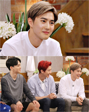 「EXO」、番組で暴露戦争「SUHOはケチ! 」