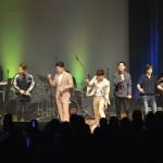 「取材レポ」HOMME、MR.MR 再び出会った二組による感動と笑いが満載のステージ!「Good Friends Special Concert 2016〜好きだ♡〜」開催