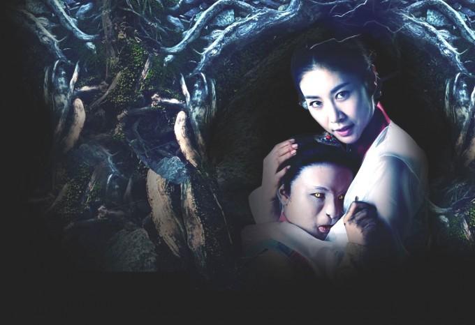 九尾狐伝〜愛と哀しみの母