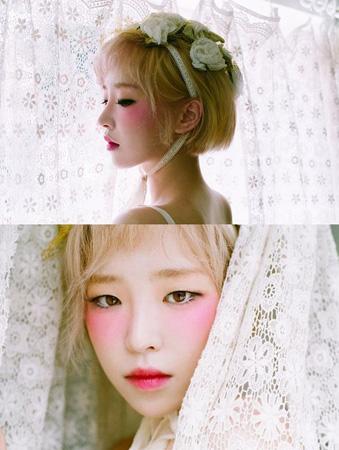 """""""ソロカムバック""""ガイン(Brown Eyed Girls)、初の正規アルバムパート1は「End Again」"""