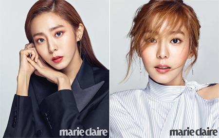 ユイ(AFTERSCHOOL)、ファッション誌で美貌を誇る