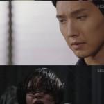 ドラマ「ウォンテッド」チ・ヒョヌ、シム・ウヌを助ける