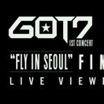 ワールドツアーを駆け抜けた多国籍ボーイズグループGOT7! 「2016 GOT7 1ST CONCERT FLY IN SEOUL – FINAL」ライブ・ビューイング実施決定!