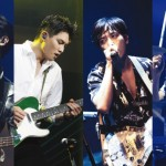 CNBLUE LIVE DVD/Blu-ray「SPRING LIVE 2016~We're like a puzzle~ @ NIPPON BUDOKAN」発売決定!
