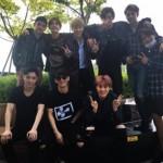 SBS「人気歌謡」1位獲得の「EXO」、団体ショットを公開!