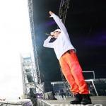 ジコ(Block B)、サマソニのステージで観客を魅了