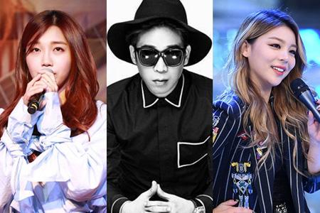 「Apink」ウンジ&Ailee、MCモンの新曲にフィーチャリング参加