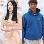 女芸人ホ・ミン、イケメン野球選手との熱愛認める「知人の紹介で出会った」