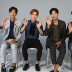 映画『グローリーデイ』日本公開記念、スホ(EXO)ほかメインキャスト4人の日本語メッセージ映像が到着!