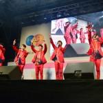 """「取材レポ」LOVELYZ、CODE-V、ホン・ジニョン、ホ・ガクの4組が熱唱!""""共に創ろう、新たな50年!""""「日韓交流おまつり2016 in Tokyo」開催!"""