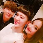 女優ハン・チェヨン、SUPER JUNIORイトゥクとAFTERSCHOOLリジとともに最高のMCを予告する