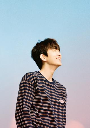 「B1A4」サンドゥル、デビュー5年で初のソロ曲発表 「はやく曲を披露したい」