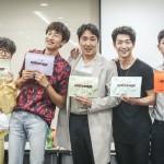 ソ・ガンジュン主演最新作「アントラージュ」11月より日韓同時・日本初放送決定!