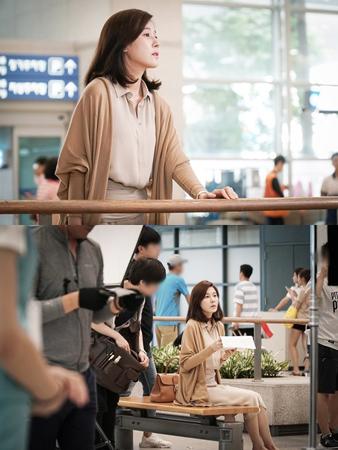 新ドラマ「空港に行く道」で4年ぶりテレビドラマ復帰のキム・ハヌル、視聴者の期待もアップ