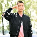 「PHOTO@忠清北道」SUPER JUNIORリョウク、現役入隊のあいさつ '凛凛しい敬礼'