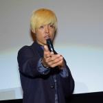 """「取材レポ」KangNam""""魅力さく裂!抜群のトーク術を発揮し、会場を爆笑の渦に!""""宣伝大使として、映画「ハッピーログイン」特別先行上映会舞台挨拶に登壇!"""