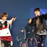 「取材レポ」(超新星編)超新星(ユナク、ソンジェ)が2人で初ステージ「いま夢みたい。久しぶりに幸せ!」=「スポーツ・オブ・ハート・ミュージックフェス2016」