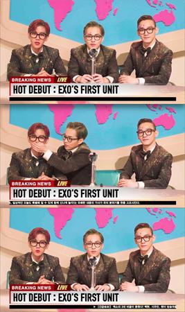 「EXO」初のユニット「EXO-CBX」、31日ミニアルバム公開へ