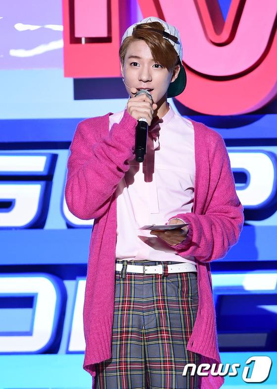 NCT 드림 제노, '따끈 따끈한 오늘의 MC~'