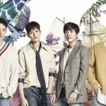 『CNBLUE』ニューアルバム『EUPHORIA』発売&配信スタート!LINE MUSIC企画&本日LINE LIVEにて5周年記念特番放送!