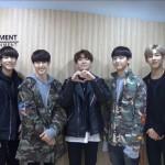 GOT7、MTV EMAの「ワールドワイドアクト」賞を受賞 … BIGBANG以来2度目