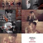 SHINHWA、ファンへの愛を込めた新曲「ORANGE」ティーザー映像公開!