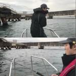 CNBLUEジョンヒョン、沖釣りのスリルにドキドキする