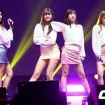 「Apink」、台湾でのコンサート大盛況…3000人を魅了