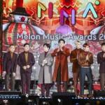 「速報PHOTO@ソウル①」EXO「2016 MelOn MUSIC AWARDS」今年のアーティスト賞を受賞!