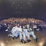 """ソロ写真追加「取材レポ」TRITOPS* """"ユジュン入隊前最後のワンマンライブ!涙の「TRITOPS* One for all,all for one @Zepp DiverCity(TOKYO)」開催!"""
