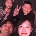 ソルリ&チェザ、女優ユ・インナらと仲良くIU公演観覧…不仲説を一蹴
