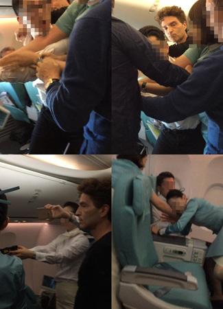 米の有名シンガー、大韓航空機内での乱闘騒ぎの収束図る…SNSで状況報告「乗務員の教育状態は劣悪だ」