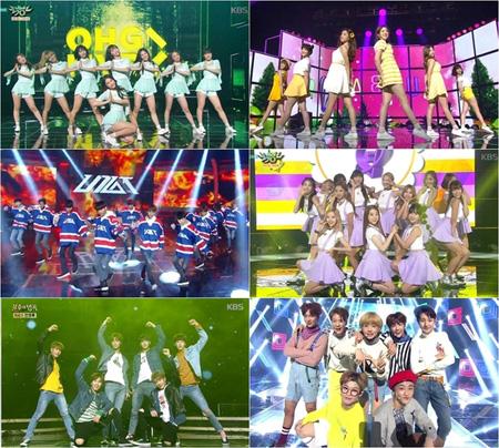 "「KBS歌謡大祝祭」、""アイドル50人""がスペシャル合同ステージを披露!"