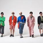 韓国バンドSultan of The Disco、本日 日本デビュー&ライブ詳細発表!