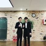 クァク・ドンヨン&「B1A4」ジニョン、「来年もキャロルを歌うということで」