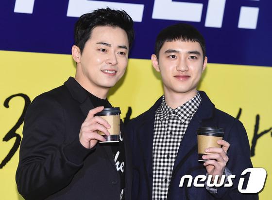 조정석-도경수, 300만 목전 '관객분들 감사해형~'
