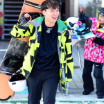 BIGBANG V.I、「コンノリペ」に出撃…1日スキーコーチに変身