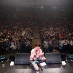 """「取材レポ」キム・ウビン""""役柄とは全く異なる柔らかな表情でファンをおもてなし!""""日本初ファンミ「2017 KIM WOO BIN FAN MEETING in JAPAN """"SPOTLIGHT""""」開催"""