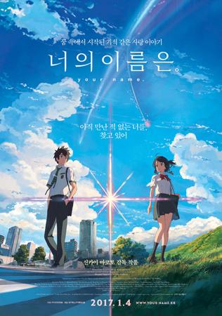 映画「君の名は。」のOST制作した「RADWIMPS」野田洋次郎…韓国の有名映画監督との親交明かす