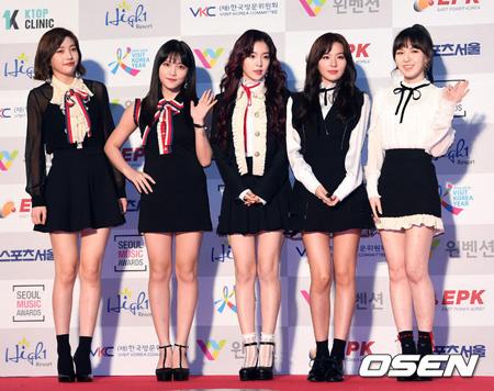 「Red Velvet」、ニューアルバムを準備中…来週からプロモーション開始