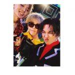 Block Bジコ、iKON BOBBY、WINNERソン・ミンホ、今人気のヒップホップドルのスリーショットを公開