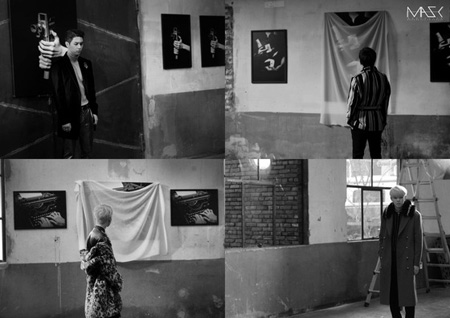 「MASC 」イリュク、新曲「Tina」MVを直接制作&撮影